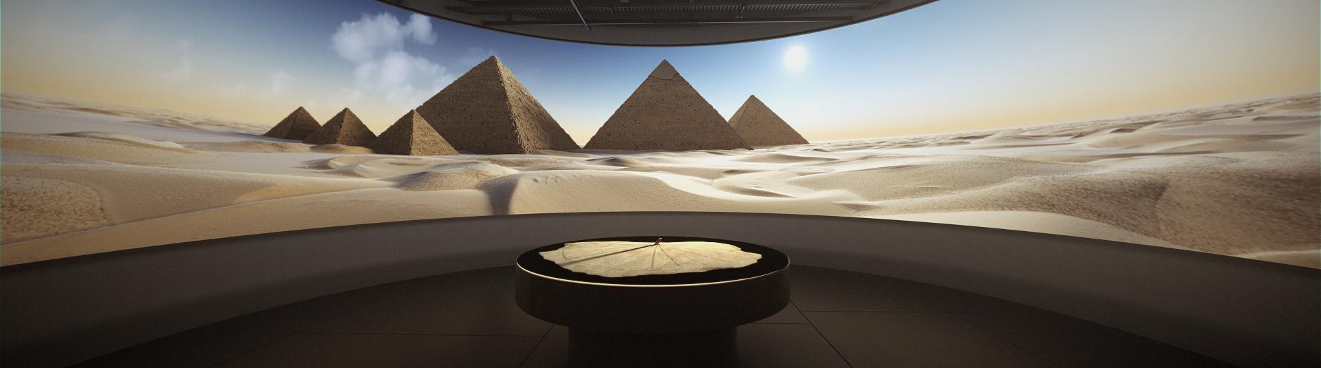 360 degrees screen